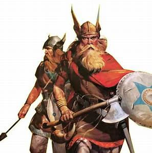 Why, Did, The, Vikings, Had, Dense, Beards, And, Yet, The, Modern
