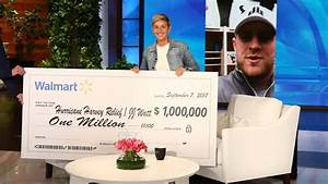 Ellen Surprises Houston Texans Star J.J. Watt With ...