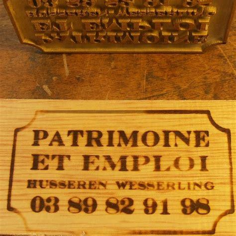 fer 224 marquer 224 chauffer sceaux personnalis 233 s atelier grancour