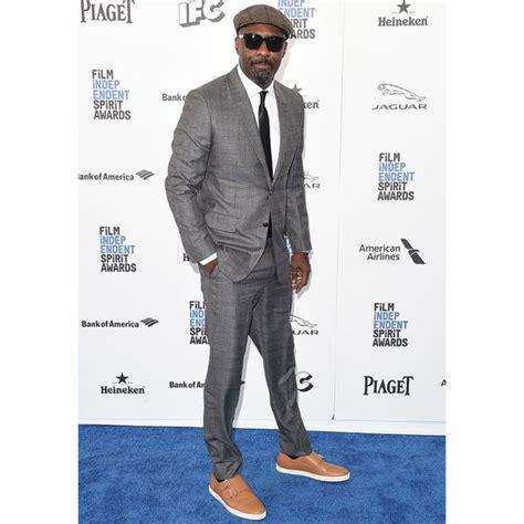 Idris Elba looking like a BOSS per usual on the # ...