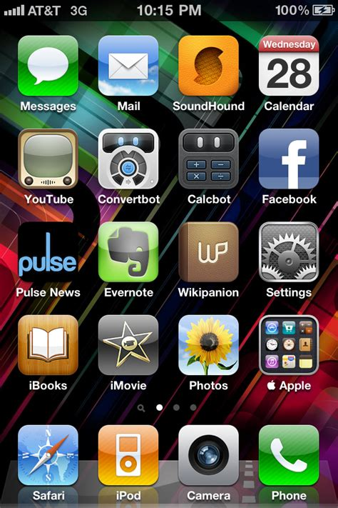how to screenshot iphone 4 iphone 4 screenshot by awal1190 on deviantart