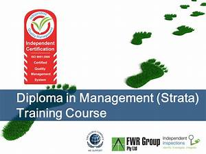 Independent Inspections: Diploma Of Strata Management For ...