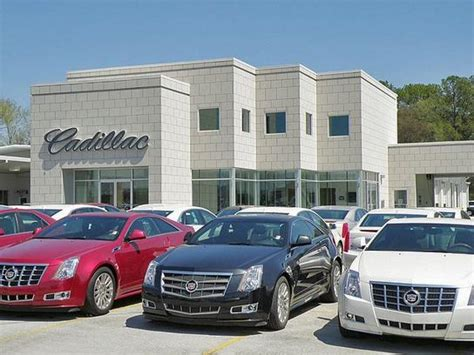 Lynn Layton Cadillac Nissan Car Dealership In Decatur, Al