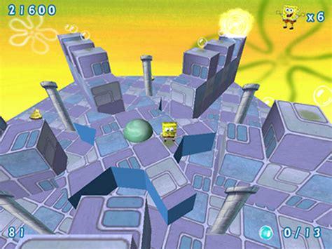 Spongebob Squarepants Obstacle Odyssey 2> Ipad, Iphone