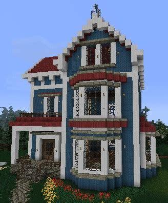 victorian house minecraft map