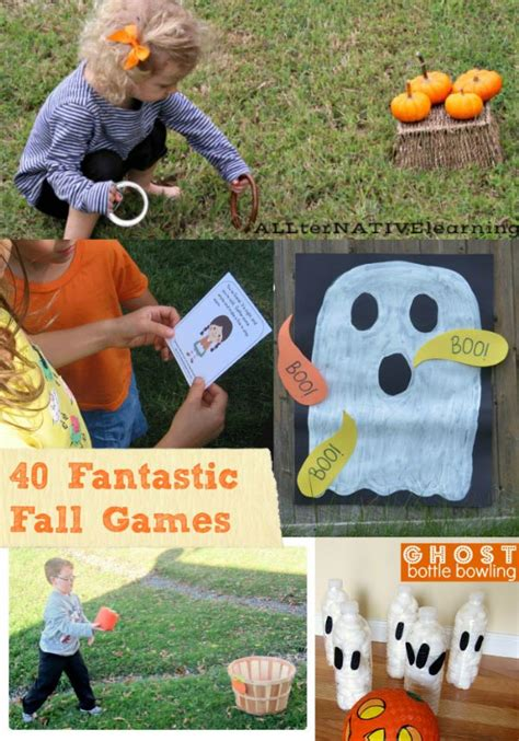 40 outdoor fall for edventures with 216 | fallgames4