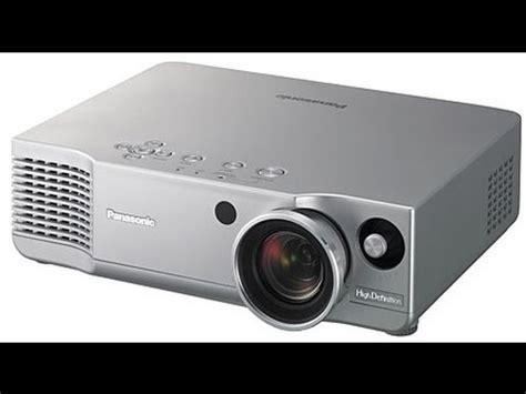 how to change projector l panasonic pt ae7000 doovi