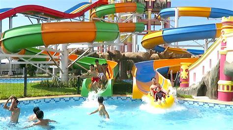 grand phnom penh water park fantastic water world