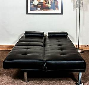 montreal black folding futon sofa bed harry corry limited With sofa bed montreal