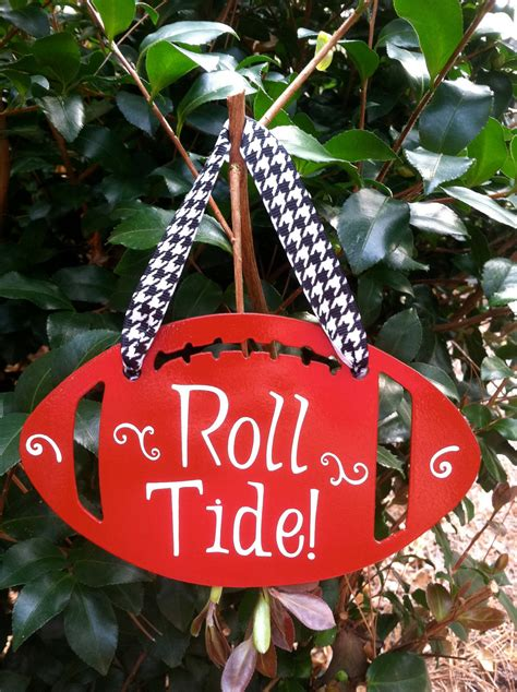 alabama roll tide christmas ornament by mountainridgedesigns