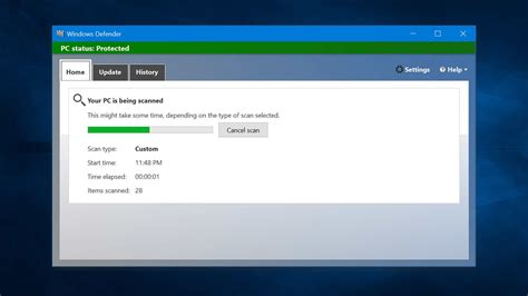 best windows to install windows defender and how to turn on windows defender