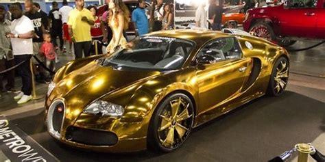 Aborsi Cepat Malang 7 Mobil Bugatti Super Mewah Milik Selebriti Ternama