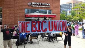 Phone Blast Action To Support Jimmy John's Workers ...
