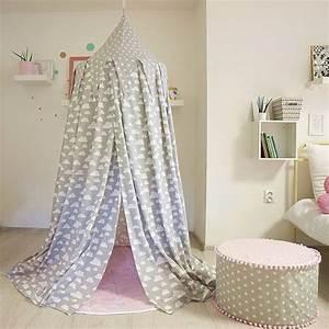 Baldachin Für Kinderbett : handmademarket baldachin f r baby kinderzimmer m dchen ~ Michelbontemps.com Haus und Dekorationen