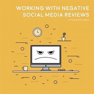 Working with Negative Social Media Reviews - Blaksheep Media