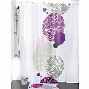 Rideau De Douche : rideau de douche valentine premium rideau de douche eminza ~ Voncanada.com Idées de Décoration