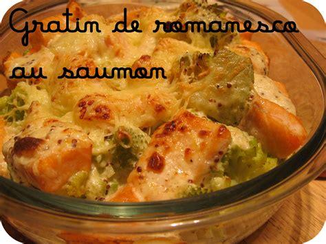 cuisiner un chou romanesco popotte entre potes gratin de romanesco au saumon