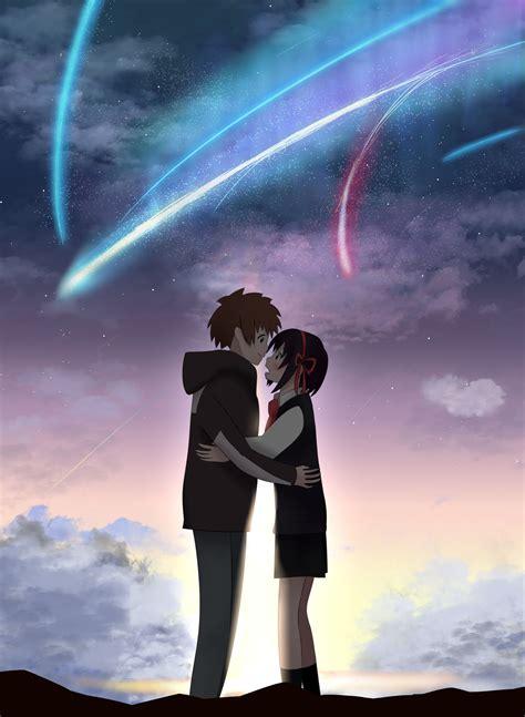 download anime kimi no nawa sub indo meownime kimi no nawa i love it pinterest 영화
