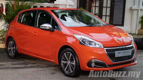 Peugeot Malaysia by Peugeot Malaysia To Launch Five Models In 2017 208 2008