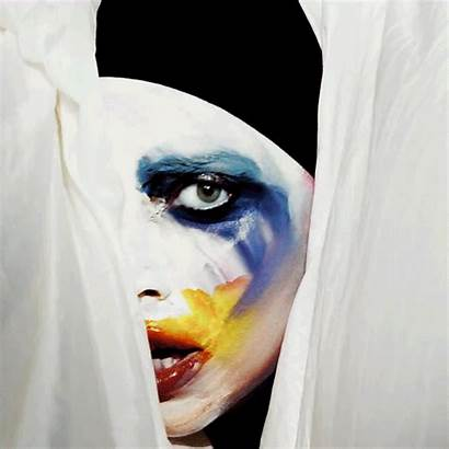 Gaga Applause Lady Artpop Album Gifs Stare