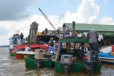 Jet Boat Guyana by A Trip Up The Essequibo River Guyana Chronicle