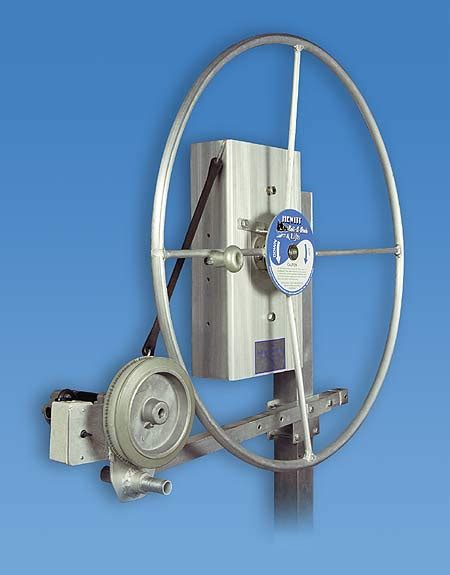 Boat Lift Winch Electric by Docking Solutions Lift Accessories Winches