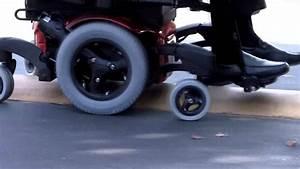 Quickie Jive Power Wheelchair