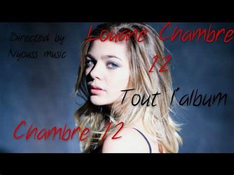 "Album ""chambre 12"" De Louane Youtube"