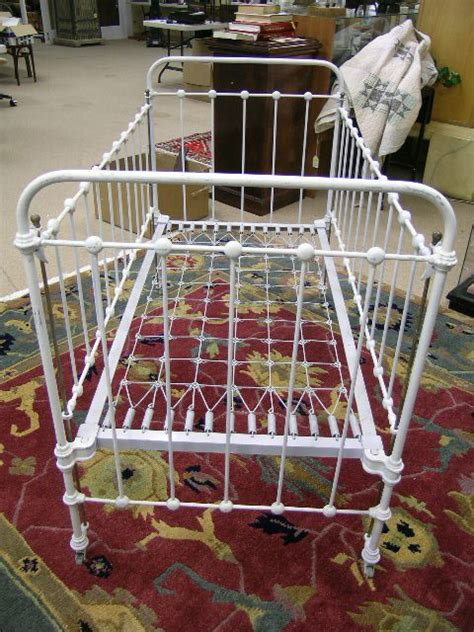 metal baby crib antique iron baby bed antique baby cribs metal babies and