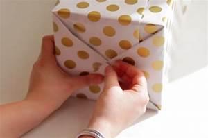 Comment Emballer Un Cadeau : voici comment emballer parfaitement vos cadeaux de no l ~ Maxctalentgroup.com Avis de Voitures
