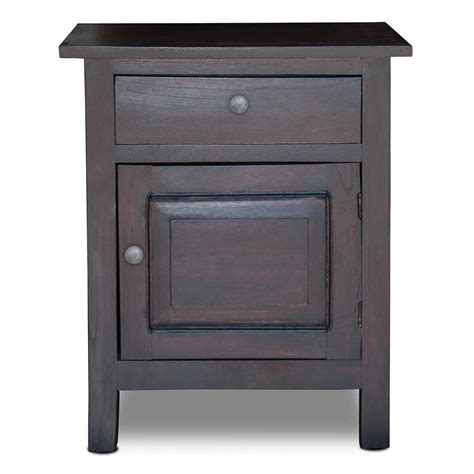 small kitchen side table small bed side table narrow bedside table with storage