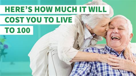 Here's How Much It Will Cost You To Live To 100