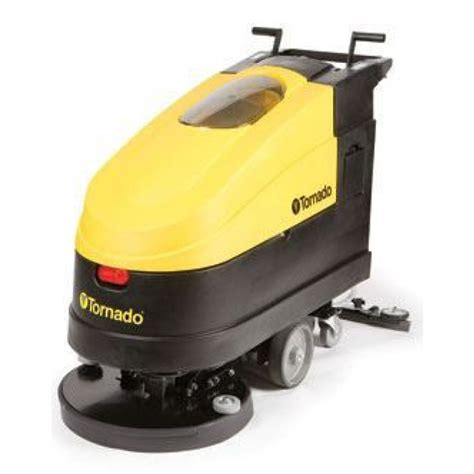 Automatic Floor Scrubber Used by 20 Inch Ez Floorkeeper Tornado Autoscrubber