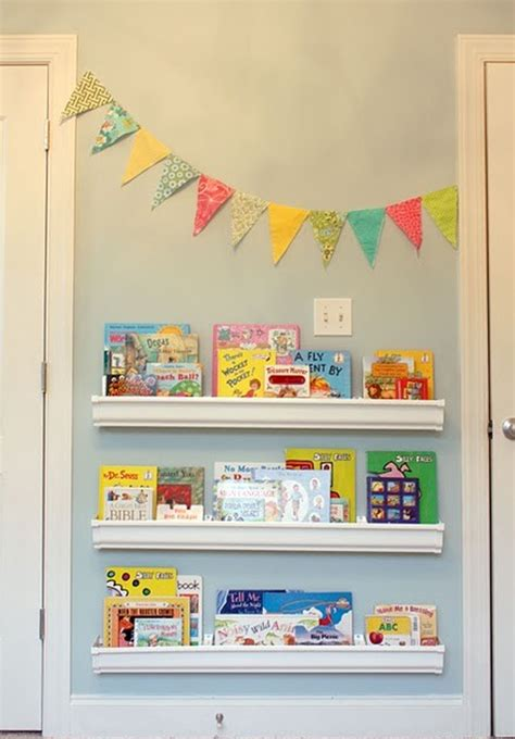10 minimalist bookshelves for rooms home