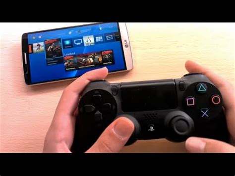 tutorial play ps   android phone updated apk