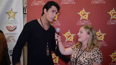 Staz Nair Interview at Celebrity Connected Gifting Suite ...
