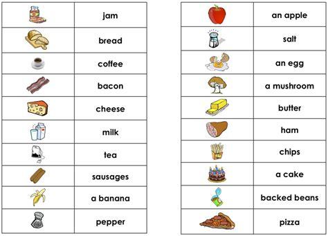 vocabulaire cuisine allemand food classe de cm1 cm2