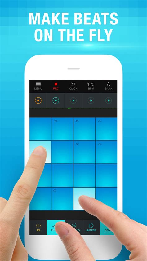 Whether you want to write a song to pitch to music publishers, tv shows and commercials, or record them yourself as an artist, here's a. Brand New Beat Maker Go! App Will Make Anyone Feel Like A Pro DJ