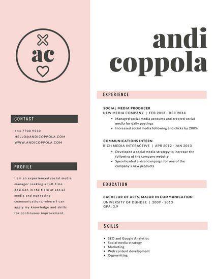 canva resume templates customize 980 resume templates canva