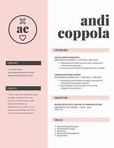 customize 980 resume templates online canva With canva resume
