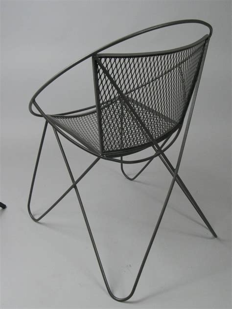 vintage 1960s wrought iron garden table and chairs by woodard at 1stdibs