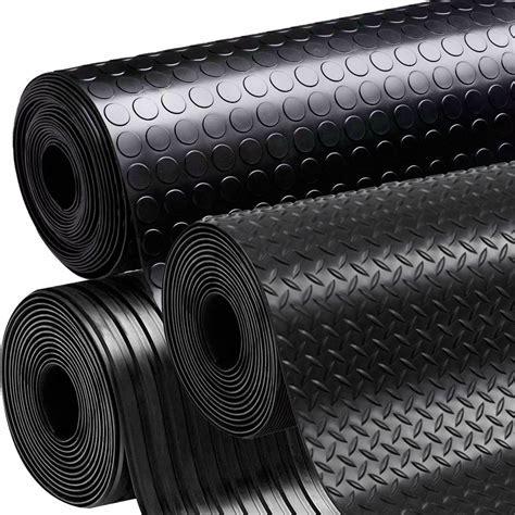 Rubber Flooring Garage Sheeting Matting Rolls 1M, 1.2M and