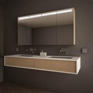 Badezimmer Spiegelschrank Linja Beleuchtet 989705277