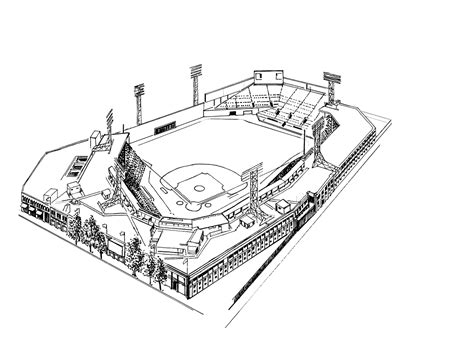 Coloring Pages For Boston Red Sox Coloring Pages For Free