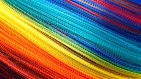 multi color texture threads 5k iMac Wallpaper Download