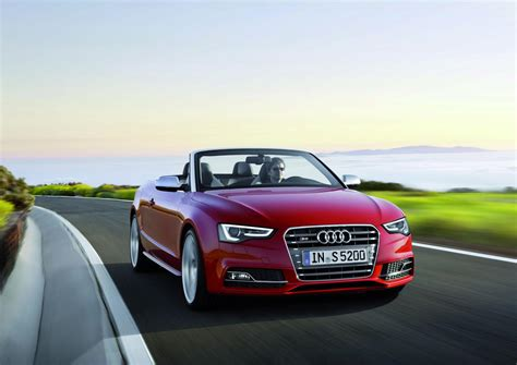 Audi Convertible Top Speed