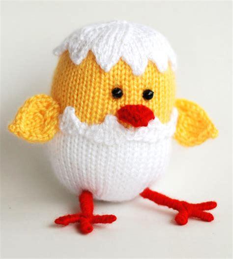 minute easter knitting patterns   loop knitting