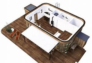 Minihaus Auf Rädern : das wohnwagon minihaus ~ Michelbontemps.com Haus und Dekorationen