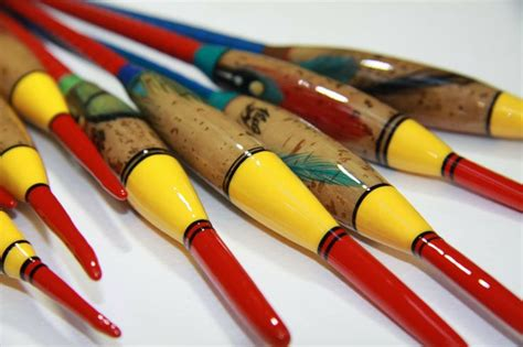258 best images about wood fishing floats on pinterest