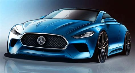 All-New Mercedes-Benz SL To Bow In 2020, Go Hybrid With ...